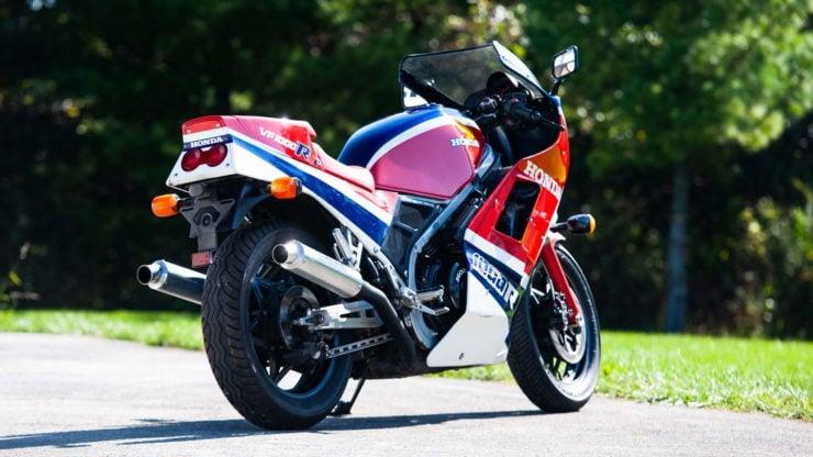 Honda VF1000R 5