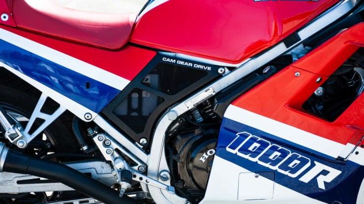 Honda VF1000R 9