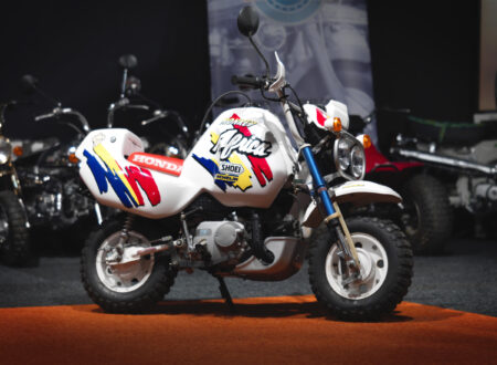 Honda Z50 Monkey Baja Africa