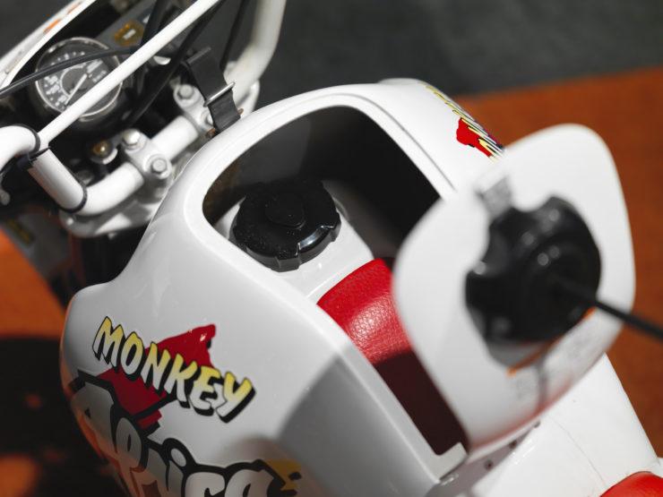 Honda Z50 Monkey Baja Africa Fuel Tank