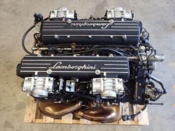 Lamborghini Murcielago 6.2 Litre V12 Engine