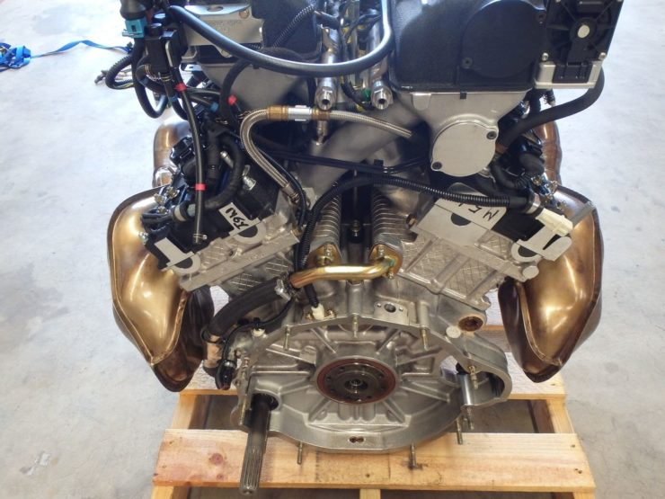 Lamborghini Murcielago 6.2 Litre V12 Engine Flywheel