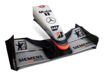 McLaren Mercedes MP4-16 Nose Cone