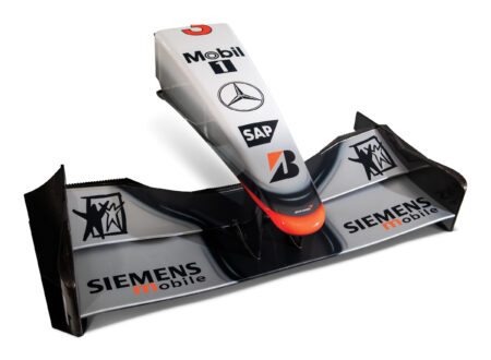 McLaren Mercedes MP4-16 Nose Cone