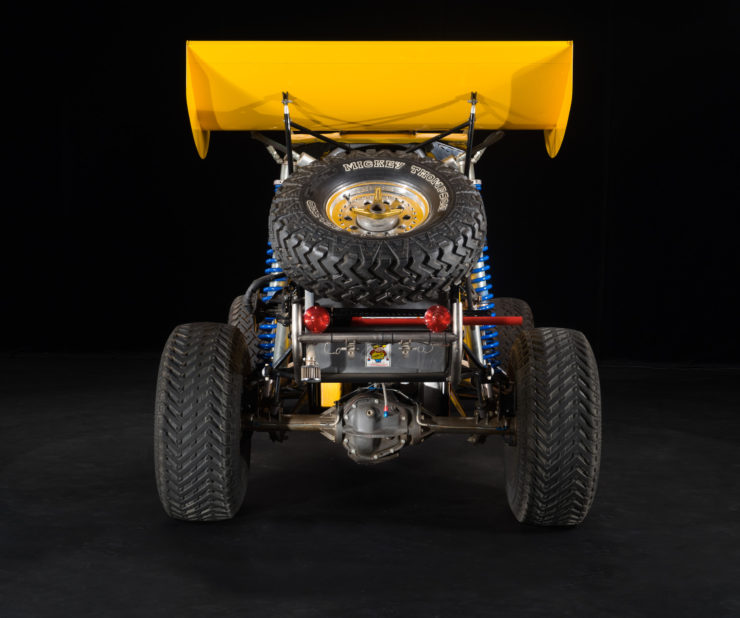 Mickey Thompson Challenger IV Buggy Back