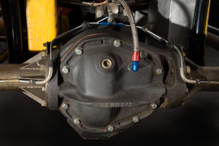 Mickey Thompson Challenger IV Buggy Differential