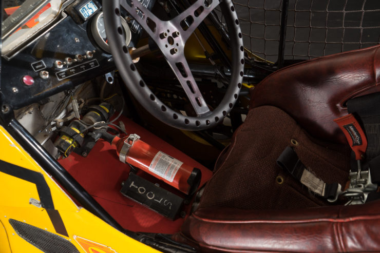 Mickey Thompson Challenger IV Buggy Floor