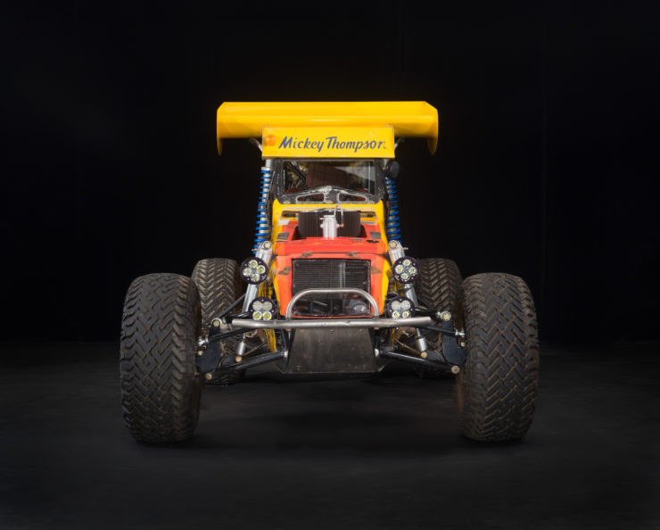 Mickey Thompson Challenger IV Buggy Front