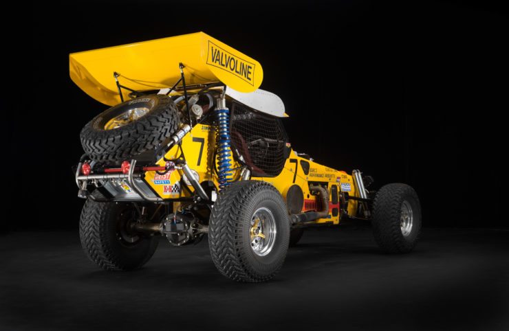 Mickey Thompson Challenger IV Buggy Rear