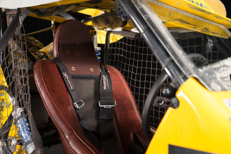 Mickey Thompson Challenger IV Buggy Seat