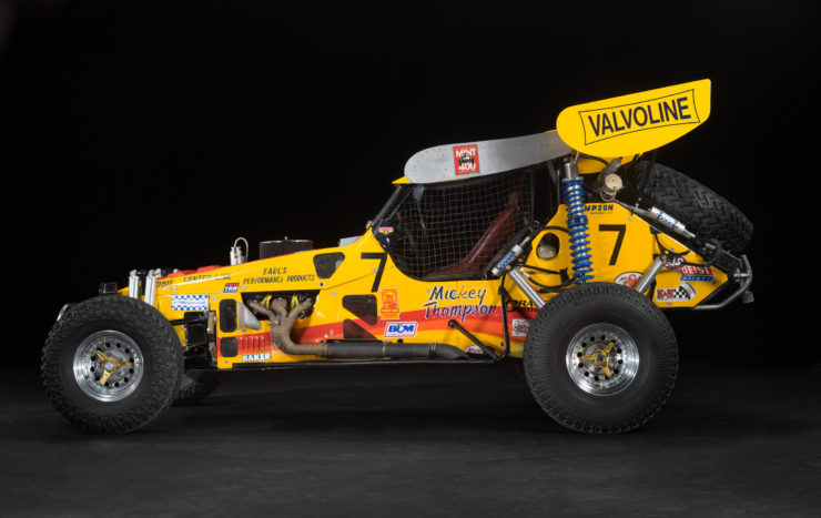 Mickey Thompson Challenger IV Buggy Side 2