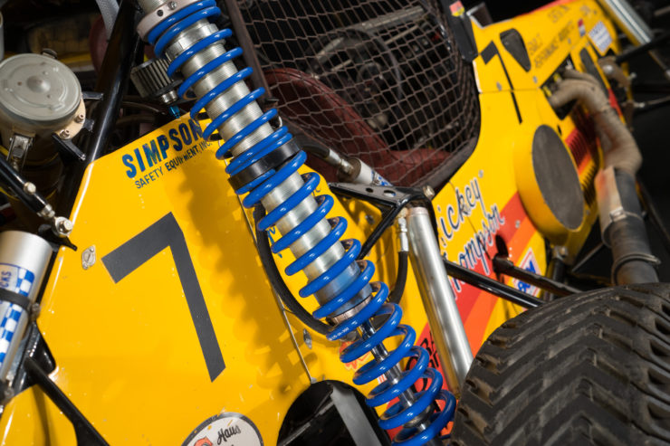Mickey Thompson Challenger IV Buggy Suspension