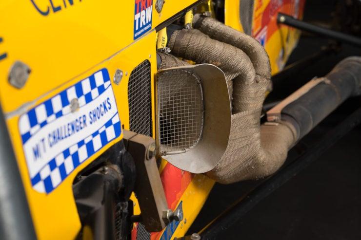 Mickey Thompson Challenger IV Buggy Intake