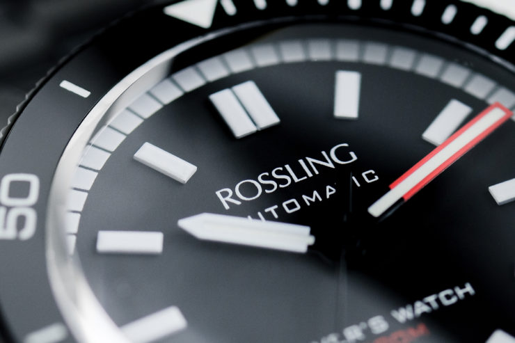 Rossling Hydromatic C.01 Face