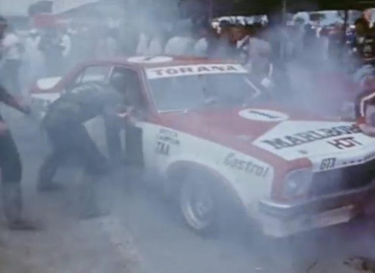 The Holden Dealer Team 1969 to 1987 Bathurst