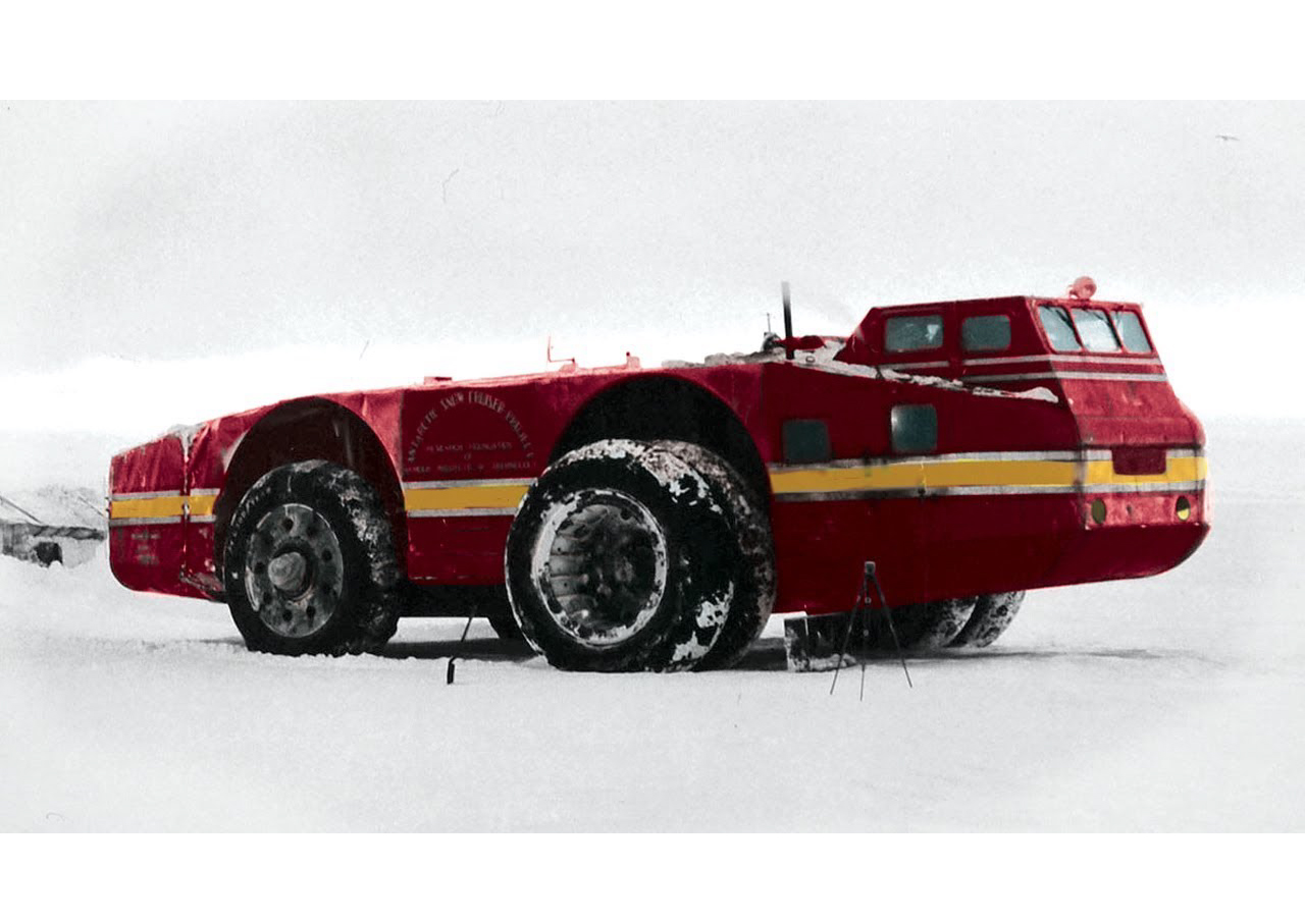 The Snow Cruiser – Antarctica's Abandoned Behemoth