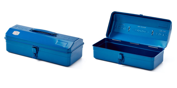 Toyo Camber Top Tool Box Blue