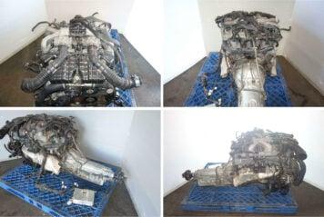 Toyota Century 1GZ-FE V12 Engine