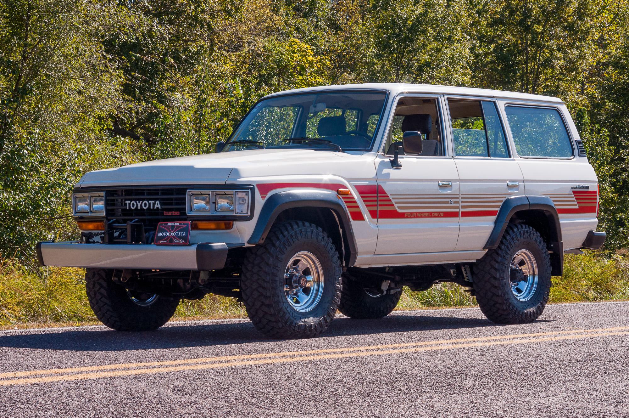 Kelebihan Kekurangan Toyota Land Cruiser 1988 Review