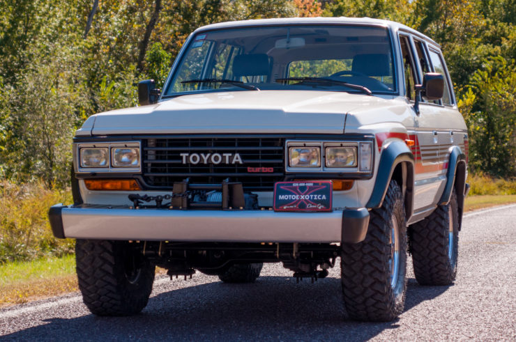 Toyota Land Cruiser J60 Grille