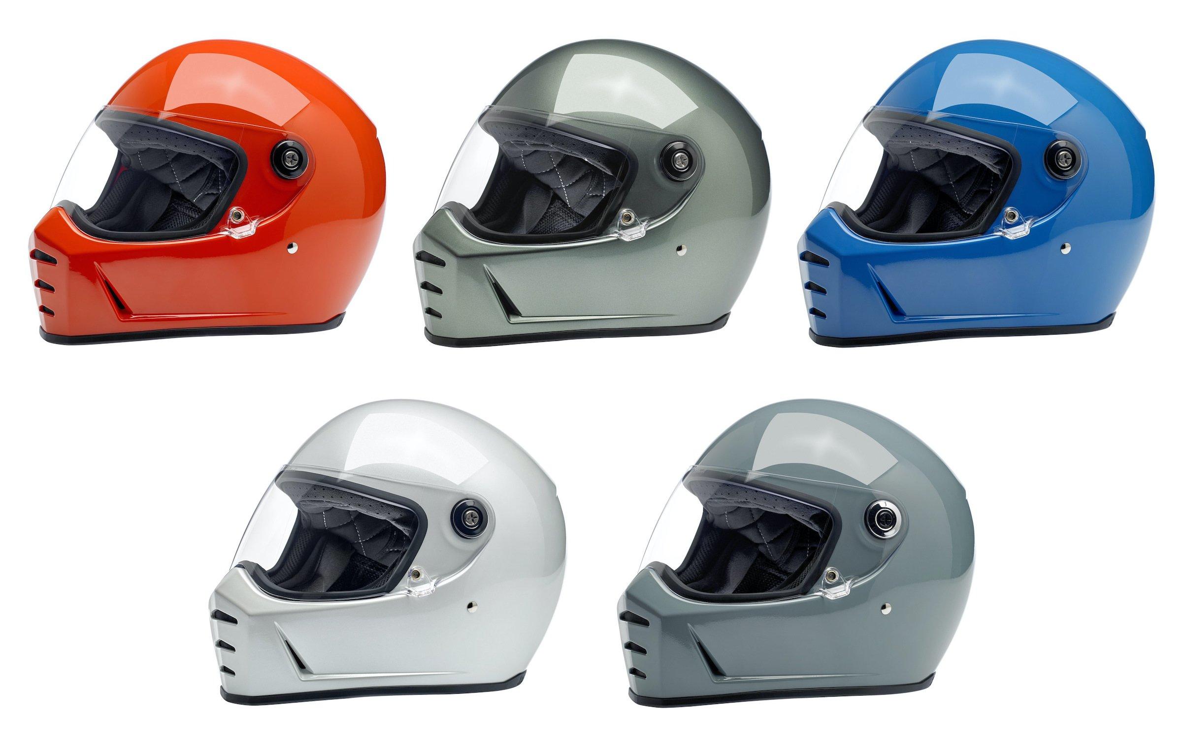 2020 Biltwell Lane Splitter Helmets