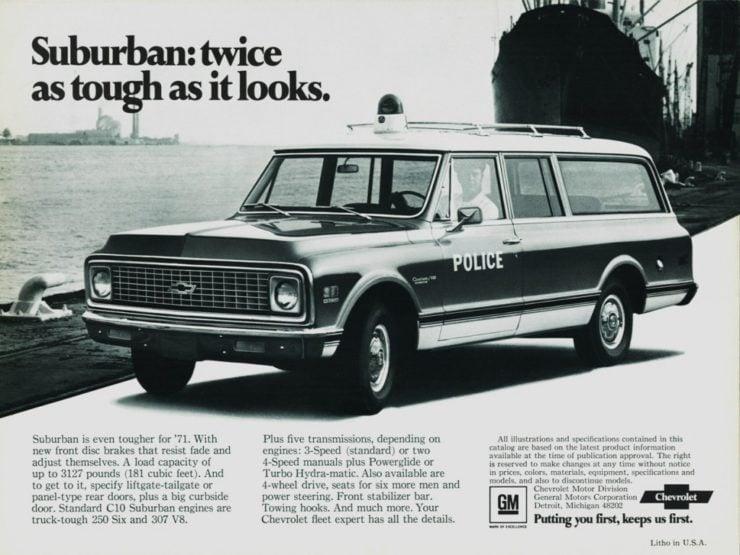 Chevrolet Suburban sixth generation