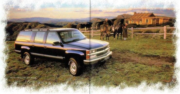 Holden Chevrolet Suburban
