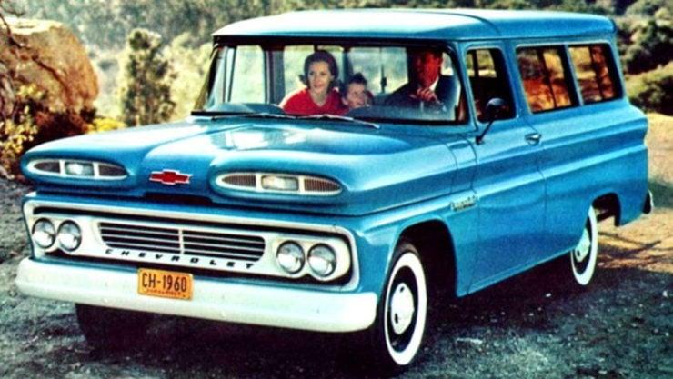 Chevrolet Suburban fifth generation