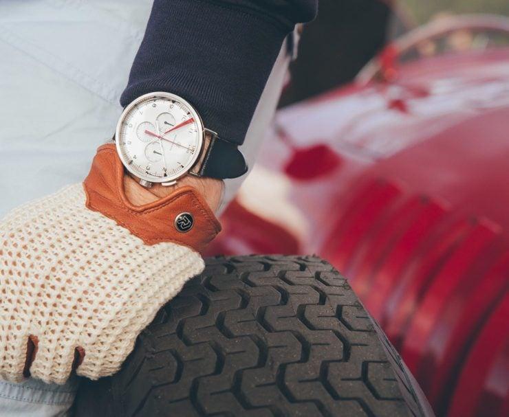 Autodromo Monoposto Chronograph Model 2