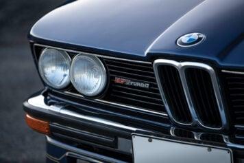 BMW Alpina B7 S Turbo Headlights