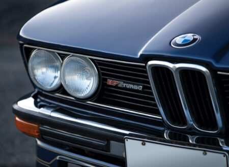 BMW Alpina B7 S Turbo Headlights