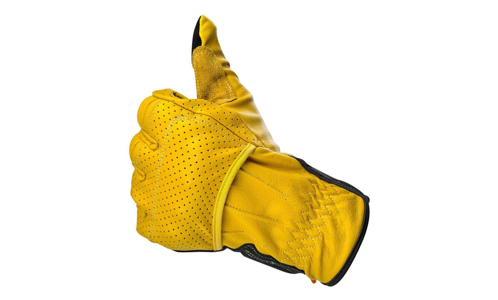 Biltwell Borrego Gloves Hero