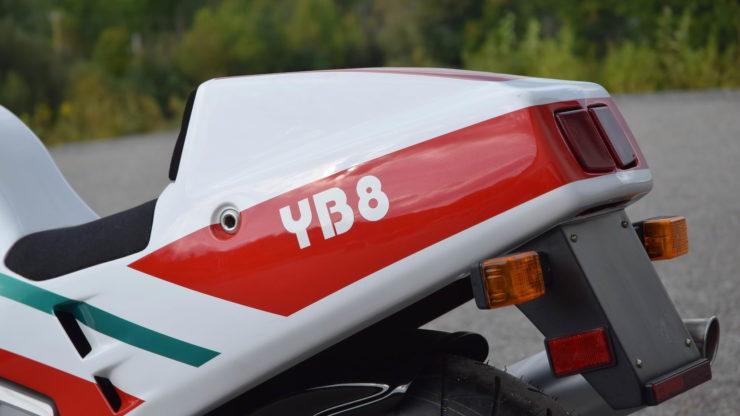 Bimota YB8 10