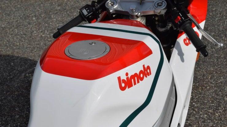 Bimota YB8 7
