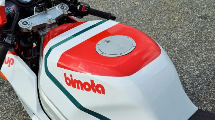 Bimota YB8 8