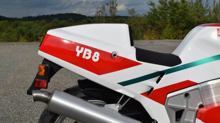 Bimota YB8 9