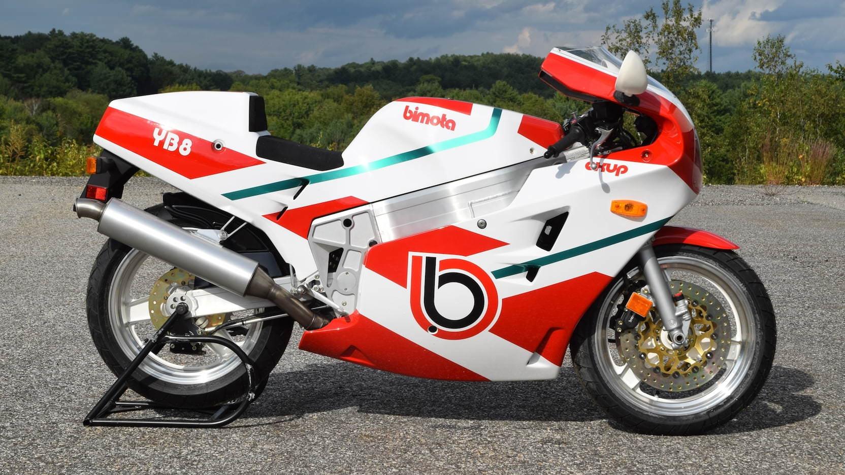 Bimota YB8