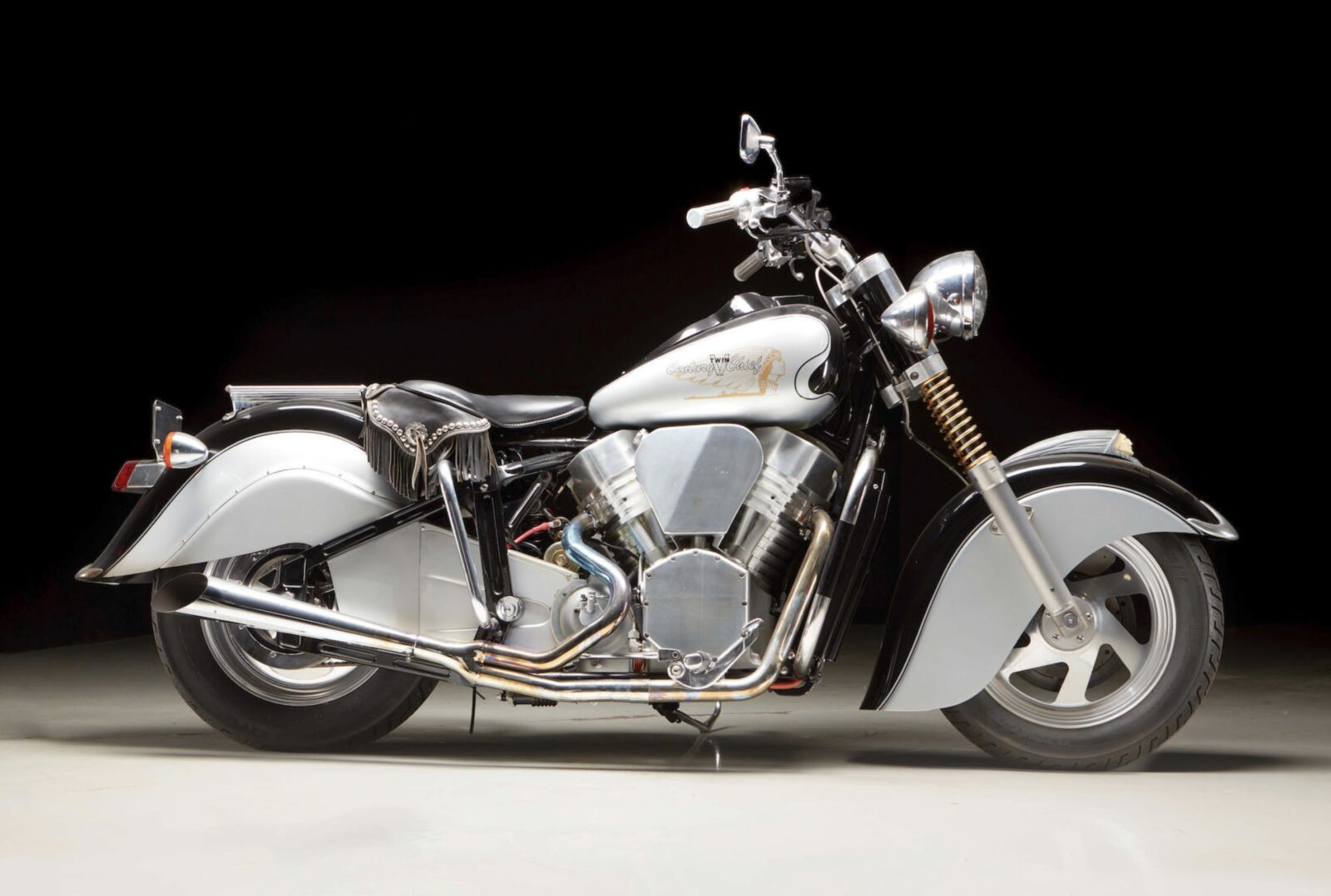 Century V-Twin Chief