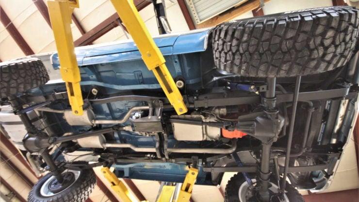 Chevrolet K5 Blazer Convertible Chassis