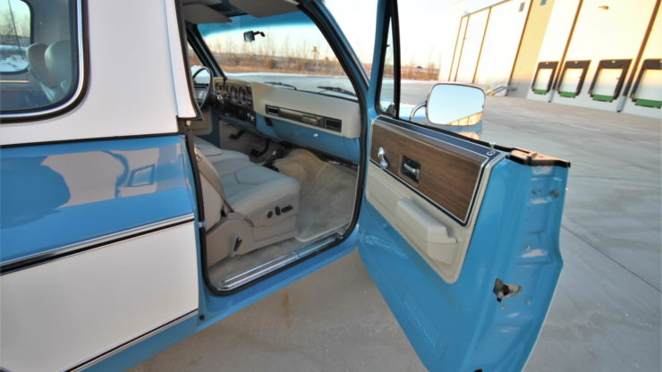Chevrolet K5 Blazer Convertible Door
