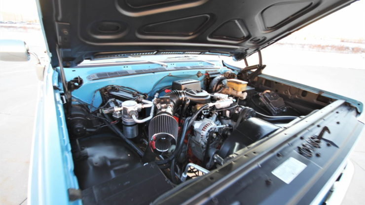 Chevrolet K5 Blazer Convertible V8