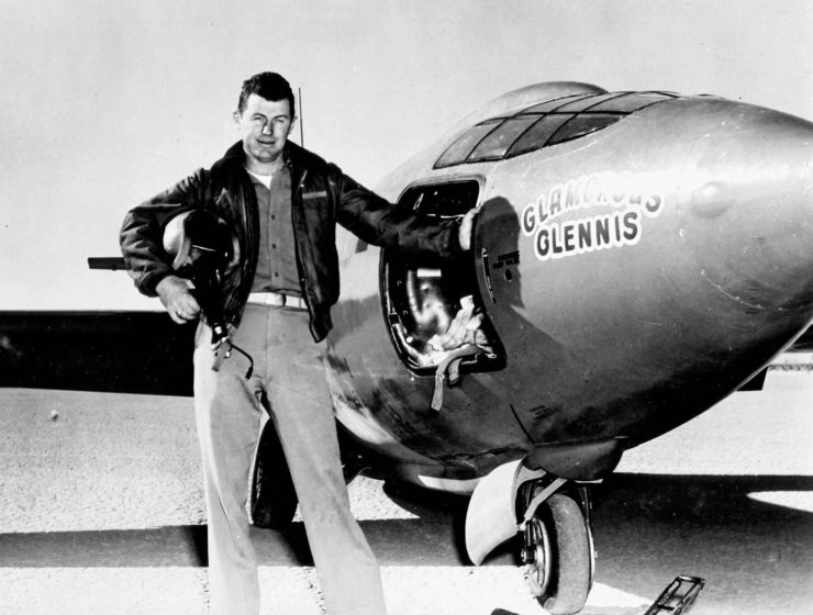 Chuck Yeager Bell X1