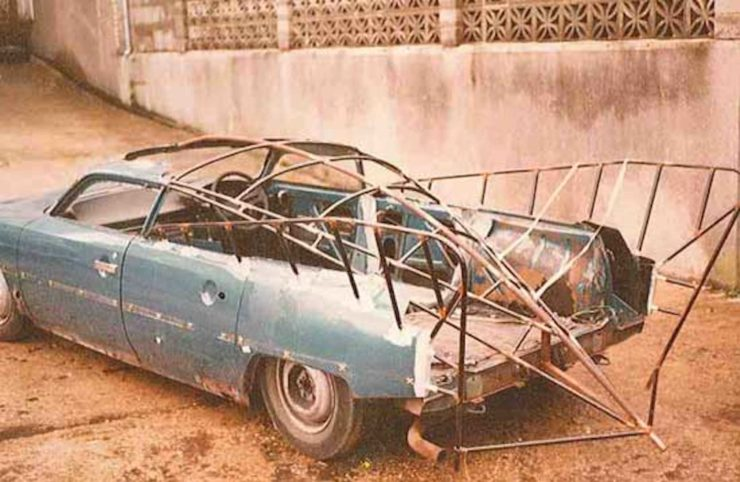 Citroen Indecision Construction