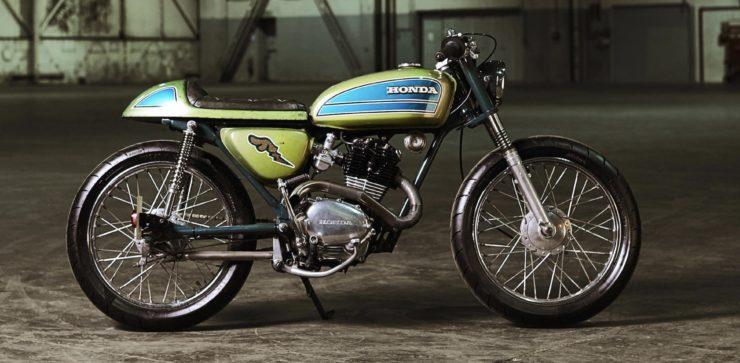 D*Face Custom Honda CB125