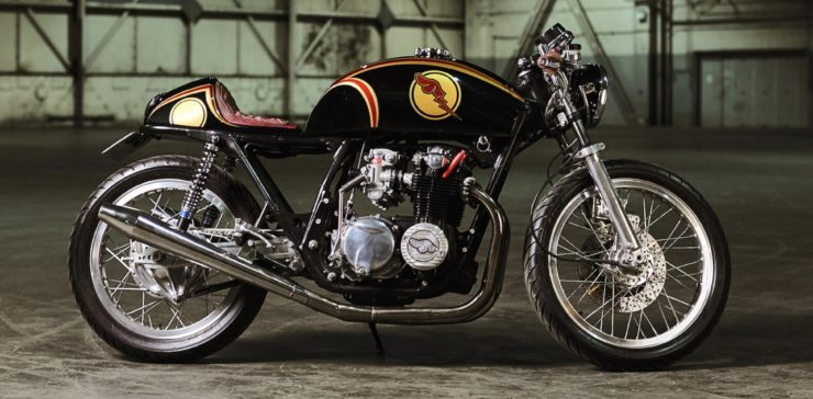 D*Face Custom Honda CB550