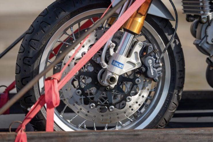 Ducati Paul Smart Brakes