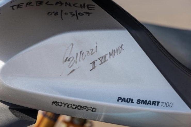 Ducati Paul Smart Cowl