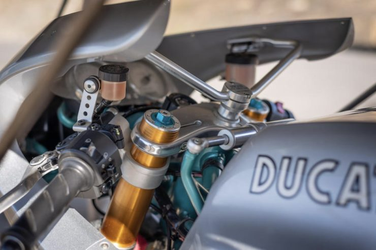 Ducati Paul Smart Forks