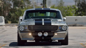 Eleanor From Gone In 60 Seconds Front