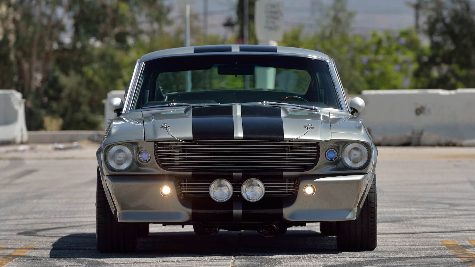 Eleanor From Gone In 60 Seconds Is For Sale - With A Working NOS System